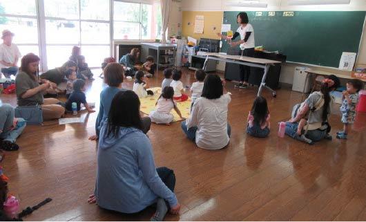 支援教室の様子2