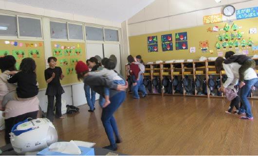 支援教室の様子3