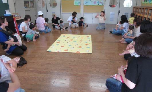 支援教室の様子4